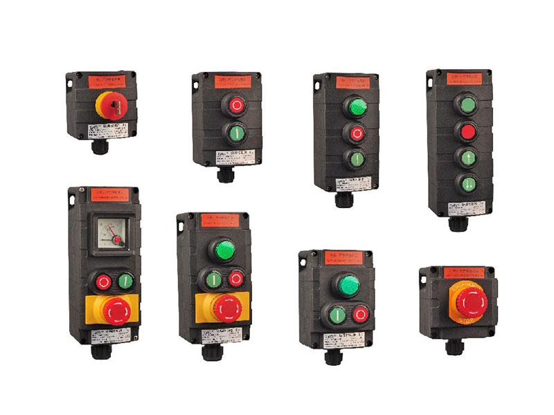 防爆控制器/控制箱